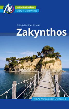 Zakynthos Reisef  hrer Michael M  ller Verlag PDF