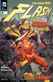 The Flash (2011- ) #9