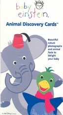 Baby Einstein  Animal Discovery Cards PDF