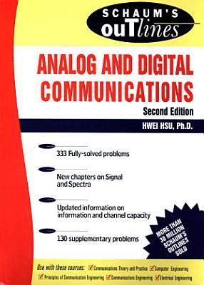 Schaum s Outline of Analog and Digital Communications PDF