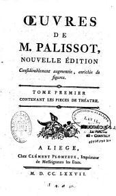 Oeuvres de Palissot