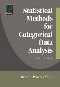 Statistical Methods for Categorical Data Analysis PDF