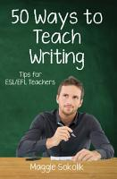 Fifty Ways to Teach Writing PDF