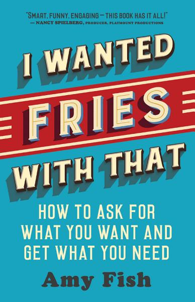 Download I Wanted Fries with That Book