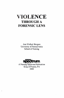 Violence Through a Forensic Lens PDF
