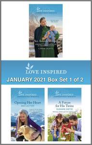 Harlequin Love Inspired January 2021   Box Set 1 of 2 PDF