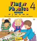 Finger Phonics 4  In Print Letters PDF