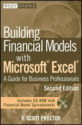 Building Financial Models with Microsoft Excel PDF