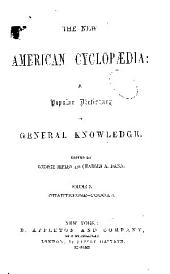 The New American Cyclopaedia: A Popular Dictionary of General Knowledge, Volume 5