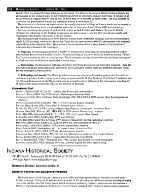 Directory of History Departments  Historical Organizations  and Historians PDF