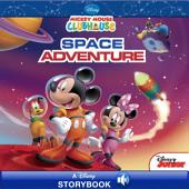 Mickey Mouse Clubhouse: Space Adventure: A Disney Read-Along
