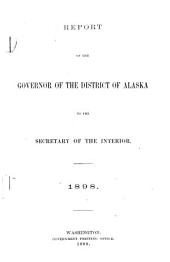 Report to the Secretary of the Interior