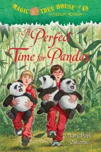 A Perfect Time for Pandas Book