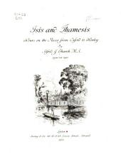 Isis and Thamesis: Hours on the River from Oxford to Henley