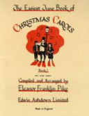 Easiest Tune Book of Christmas Carols