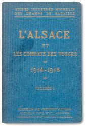 L'Alsace et les combats des Vosges I