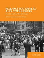 Researching Families and Communities PDF