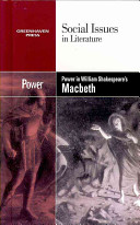 Power in William Shakespeare s Macbeth