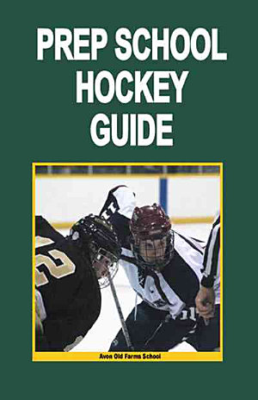 Prep School Hockey Guide