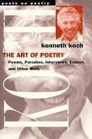 The Art of Poetry PDF