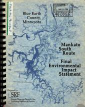 Mankato South Route, Blue Earth County: Environmental Impact Statement