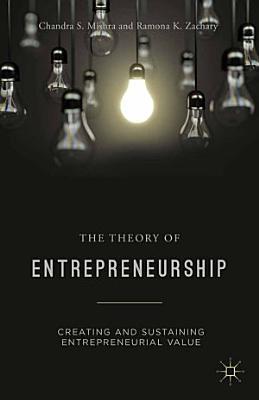 The Theory of Entrepreneurship