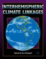 Interhemispheric Climate Linkages PDF