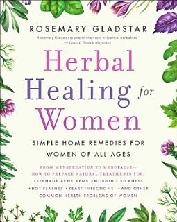 Herbal Healing for Women Book