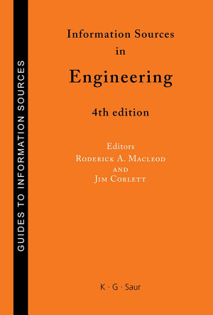 Information Sources in Engineering PDF