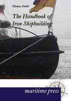 The Handbook of Iron Shipbuilding PDF
