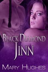Black Diamond Jinn: A Hot SF/Fantasy Novella