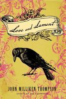 Love and Lament PDF