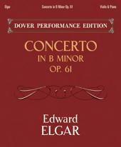 Concerto in B Minor Op. 61: with Separate Violin Part