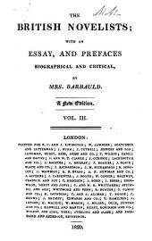 Clarissa; or, The history of a young lady: Volume 3