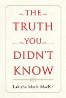 The Truth You Didn t Know PDF