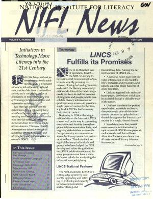 NIFL News