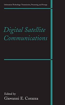 Digital Satellite Communications PDF