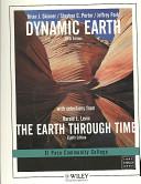 Dynamic Earth Book