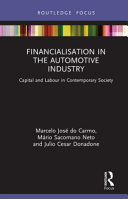 Financialisation in the Automotive Industry