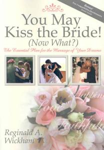 You May Kiss the Bride   Now What   Book