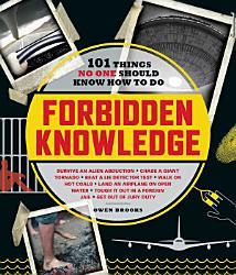 Forbidden Knowledge Book PDF
