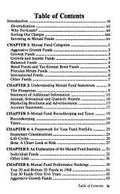 The Individual Investor s Guide to No load Mutual Funds PDF