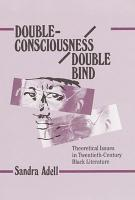 Double consciousness double Bind PDF