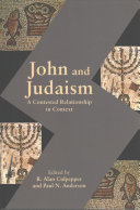 John and Judaism PDF