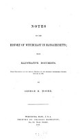 Witchcraft Pamphlets PDF