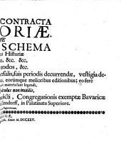 Methodus contracta historiae: sive triplex schema depingens historiae naturam, studium, praxin