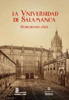 La Universidad de Salamanca PDF