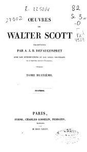 Oeuvres de Walter Scott: Ivanhoe, Volume8