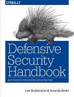 Defensive Security Handbook