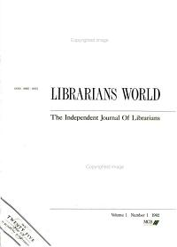 Librarians  World PDF